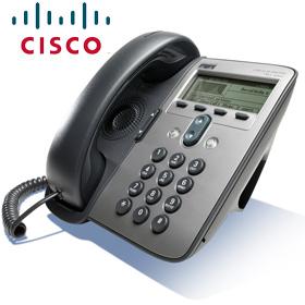 Cisco Cisco 7911G - Cisco 7911G - 1 linija, SIP, 1 LAN, PoE, XML