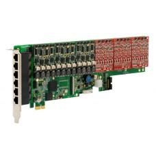 OpenVox A2410E - 24 Port Analog PCI-E card