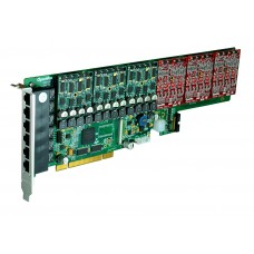 OpenVox A2410P - 24 Port Analog PCI card