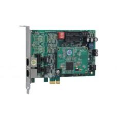 OpenVox BE200E - 2 Port ISDN BRI PCI-E card + EC4004 modul