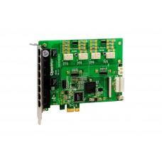 OpenVox A810E - 8 Port PCI-E card