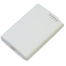 MikroTik PowerBox - Outdoor 5 Port router with 4 PoE Outputs